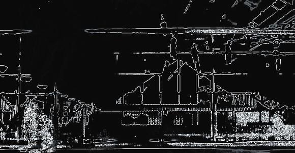 image de l'oeuvre Machine à dessiner de  Laetitia Legros Laetitia Legros