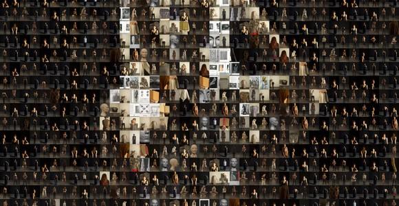image de l'oeuvre Il n'y a pas d'Eve de  Yasmina Benari Yasmina Benari