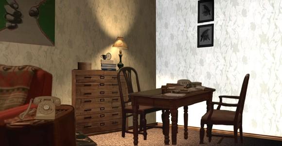 image de l'oeuvre A room of one's own de  Raphaële Bezin Raphaële Bezin