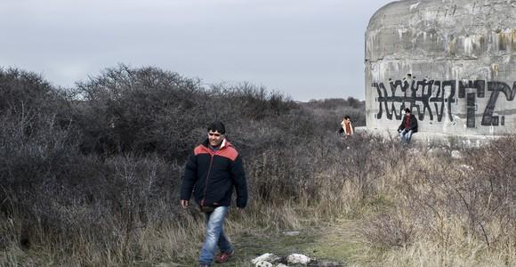 image de l'oeuvre Calais de  Eric Giraudet De Boudemange Eric Giraudet De Boudemange