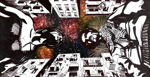 image de l'oeuvre Fireworks de  Giacomo Abbruzzese Giacomo Abbruzzese