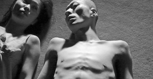 image de l'oeuvre Imomushi (la chenille) de  Vincent Loubere Vincent Loubere