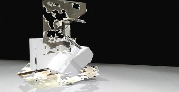 image de l'oeuvre Blind Sculpture de  Marie  Lelouche Marie  Lelouche