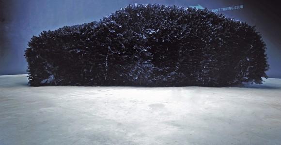 image de l'oeuvre Kant tuning club de  Raphaël Siboni