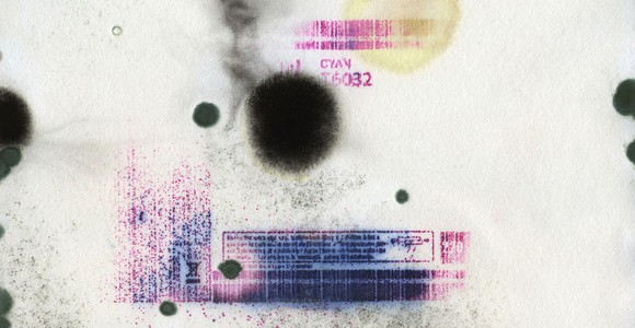 image de l'oeuvre Ultrachrome de  Olivier Sola Olivier Sola