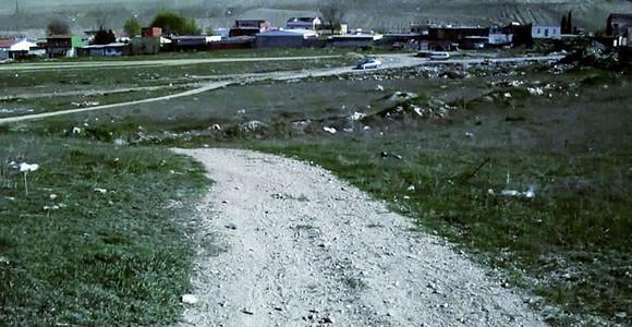 image de l'oeuvre En el canal sur de la carretera m50 de  Edgar Pedroza Edgar Pedroza