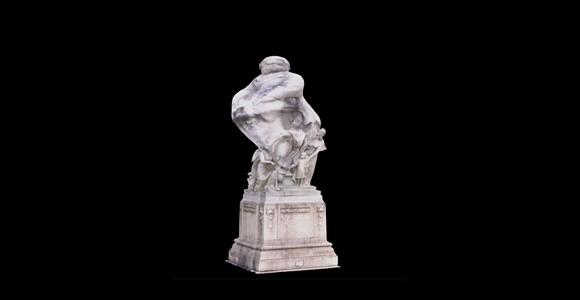 image de l'oeuvre Double Take / Jules Ferry de  Eszter Szabó Eszter Szabó