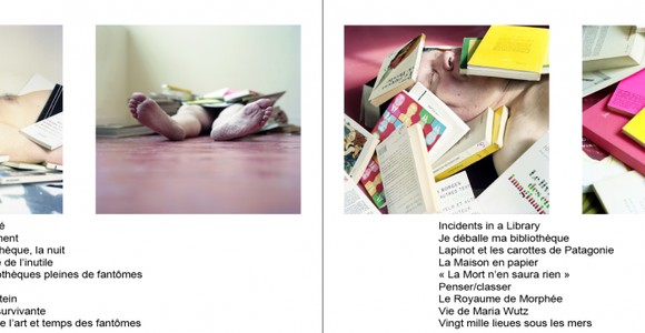 image de l'oeuvre La Bibliothèque, la nuit de  Joao Vieira Torres Joao Vieira Torres