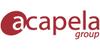 A capella (Mons) Acapela Group invente des solutions vocales pour faire parler les contenus avec des voix authentiques et originales qui restituent émotions et intentions. Plus de 100 voix de synthèse de la parole dans 34 langues se tiennent prêtes à vocaliser votre contenu en un résultat audio naturel et agréable, en transformant le texte en voix. Nous pouvons créer la voix dont vous avez besoin, rien que pour vous.   Source: http://www.acapela-group.com/?lang=fr