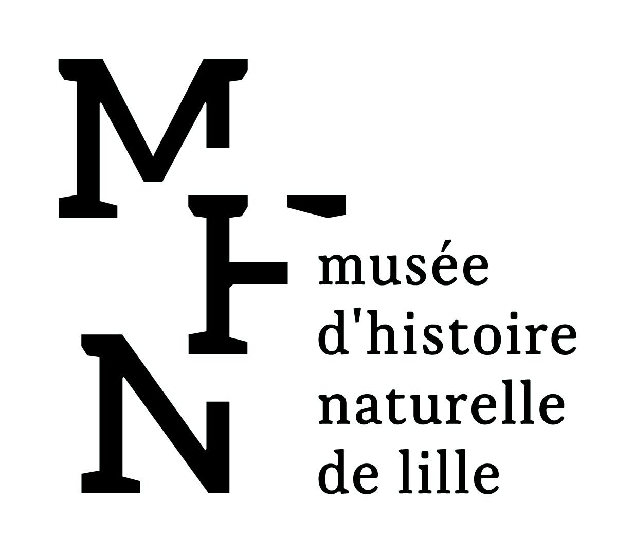 logo musée d'histoire naturelle de Lille