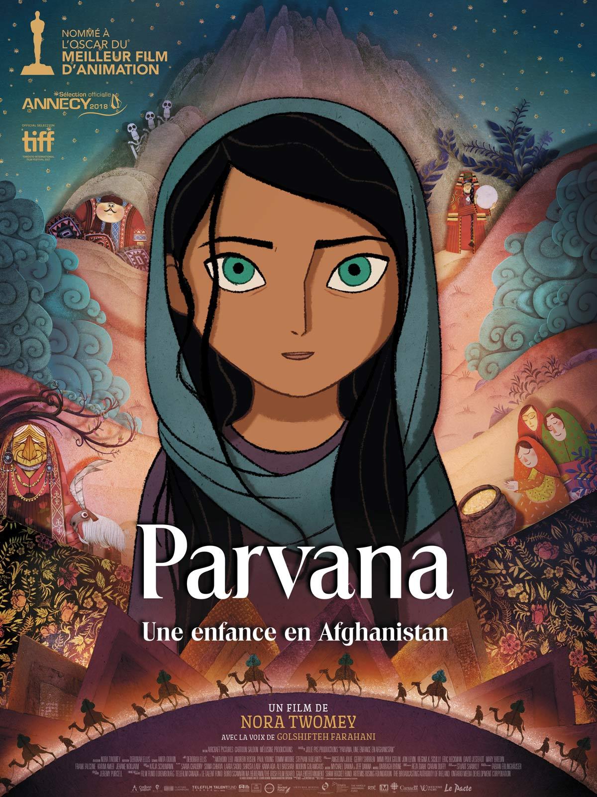 Parvana, une enfance en Afghanistan - Jeune public | Le