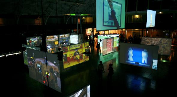 Exposition Londres Bombay - Patrick Keiller - 2006