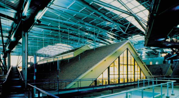 Le Fresnoy - Studio National des Arts contemporains