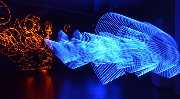 Atelier Sculpteur de lumière, animé par Marie Hendriks