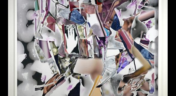 Baptiste Rabichon - Ne jamais en faire un substantif - Photographies, 2017 Production Le Fresnoy – Studio national des arts contemporains  © Baptiste Rabichon