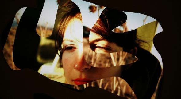 Léonard Martin - Echappée guère (Portrait de Dédale en fichènchip) - Installation, 2017 Production Le Fresnoy – Studio national des arts contemporains  © Léonard Martin