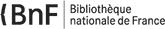 Logo - Bibliothèque Nationale de France