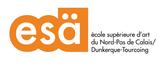 Logo - ESA école Supérieure d'Art des Hauts-de-France / Dunkerque -Tourcoing