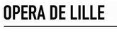 Logo - Opéra de Lille